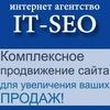 Продвижение сайтов   Создание сайтов   IT-SEO