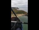 Полетушки на дельталете над Шаморой
