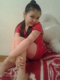 Ульяна Молдалиева, 15 октября , Иркутск, id181004558