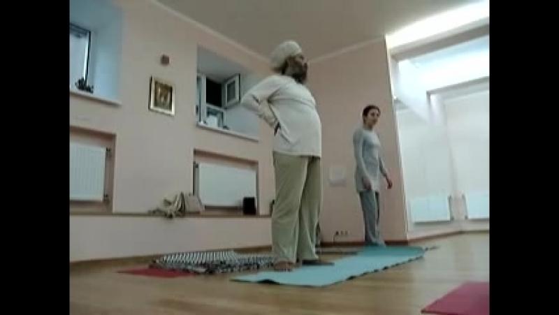 Гуруджи Дев Дас Махарадж. Семинар по йоге. Часть 2.