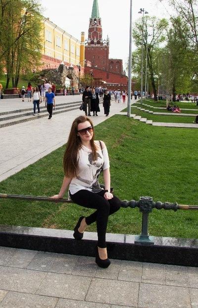 Евгения Уварова, 15 октября 1992, Москва, id44705145