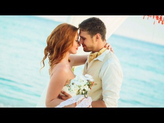 Beach Wedding Ceremony in Mexico   Свадебная церемония в Мексике