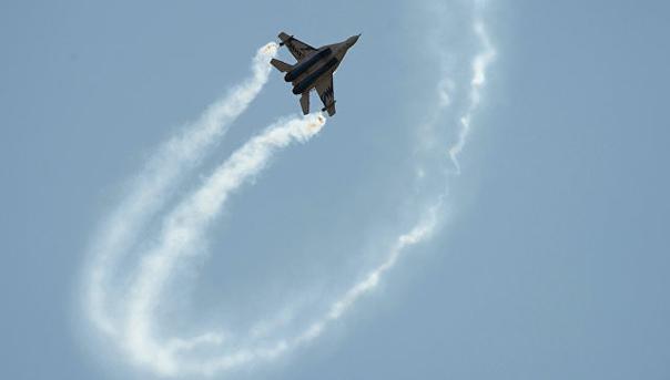 Новый истребитель МиГ-29М разбился в Египте