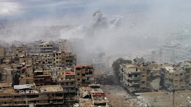 Yarmouk Camp (лагерь Ярмук)Евгений Поддубный