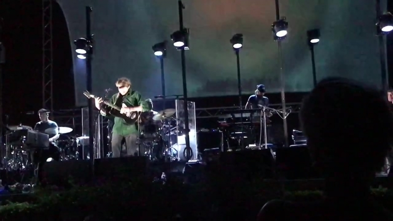Ben Howard — A Boat To An Island, Pt. 2 / Agatha's Song (Live @ «Noonday Dream Tour»: «Teatro del Vittoriale»)