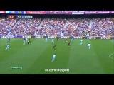 Барселона - Гранада 6:0.Чемпионат Испании,6-й тур.Обзор матча