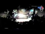 Момент взрыва во время детского праздника в иркутском ТЦ попал на видео