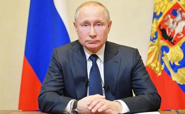 Обращение Путина: Неделя отдыха, голосование по Конституции перенесено что дальше Через несколько дней после начала активного распространения коронавируса по территории России Владимир Путин