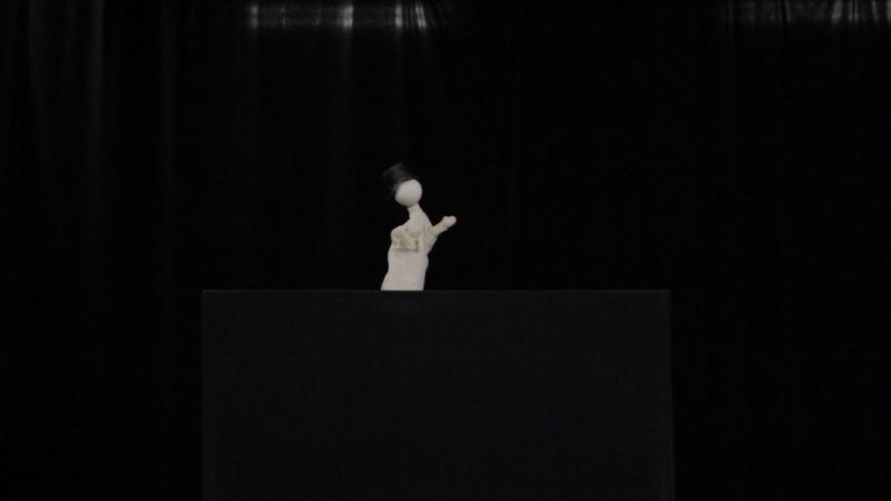 Актерское мастерство. Мастер курса проф. Н. П. Наумов. Еврейский танец