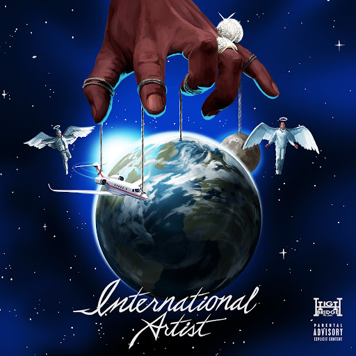 Альбом A BOOGIE WIT DA HOODIE International Artist