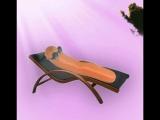 Сосиска на пляже GIf+ Mp4