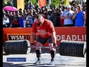 Worlds Strongest Man 2017 Epic Deadlift Showdown Hall vs Thor, HEAVIEST COMPETITION LIFT IN HISTORY!