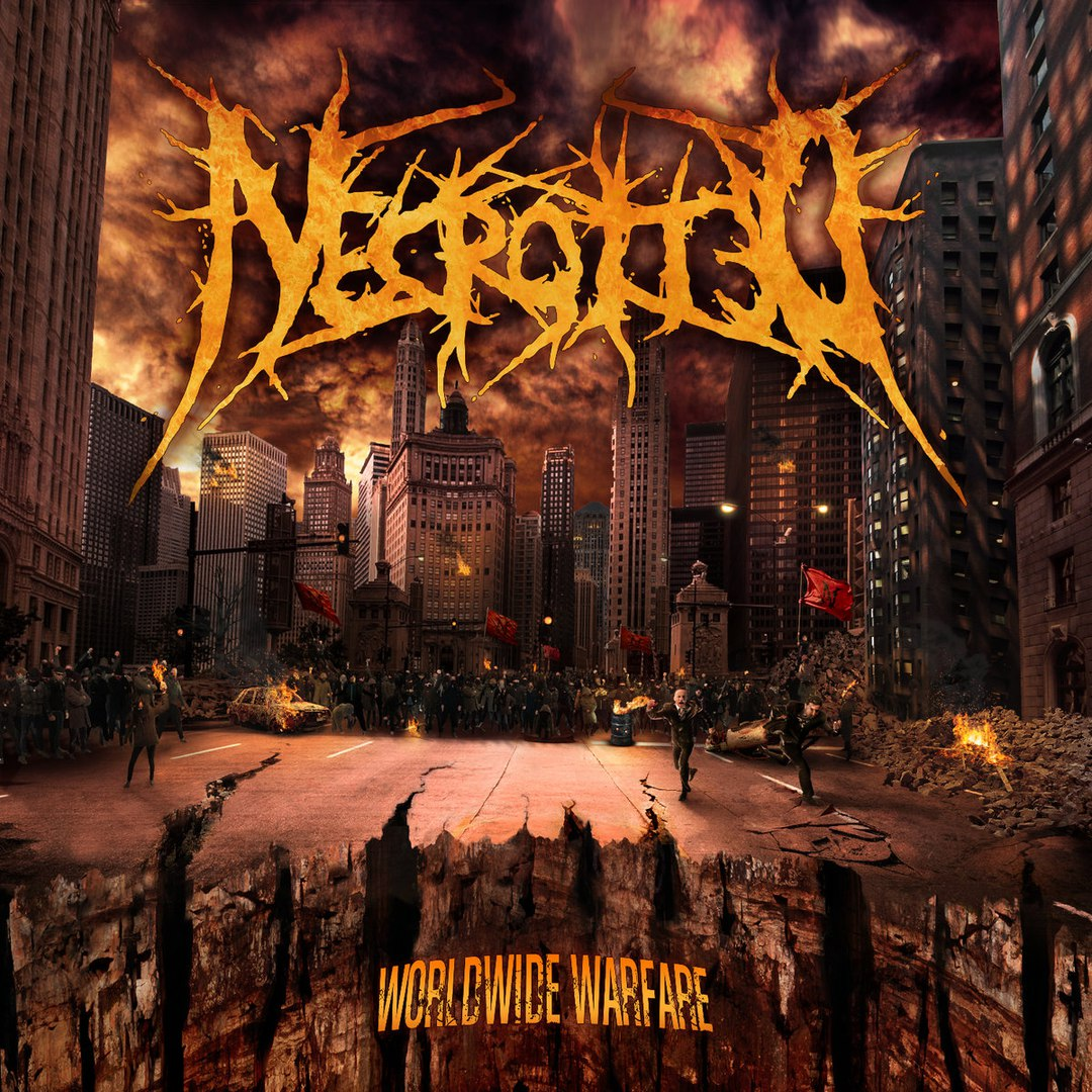 Necrotted - Worldwide Warfare (2017)