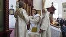 Епископ Адриан Освящение свечей на праздник Сретения Господня