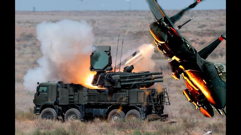 А как же легендарная российская ПВО: ВВС Израиля уничтожили сирийский ЗРПК Панцирь...