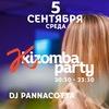 KIZOMBA PARTY в GRIBOEDOV | 5 сентября в 20:30