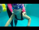 Чунга Чанга Саша 3 года Подводные приключения
