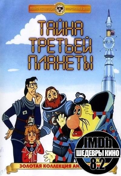 Тайна третьей планеты (1981)