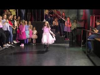 RUNWAY KIDS «Candy Girl»   VOGUE BALL в клубе М5