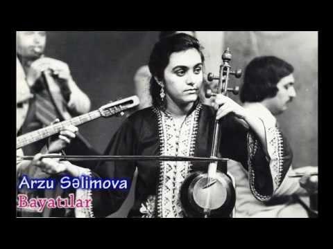 Arzu Selimova Bayatilar bestekar Cahangir Cahangirov Deli Kur kinofilminden musiqi