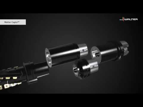 M4258 PORCUPINE MILLING CUTTER. Modular slot milling with maximum cost efficiency.