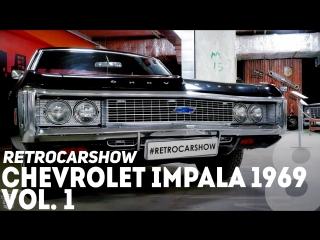 RetroCarShow #8 Chevrolet Impala 1969 vol.1