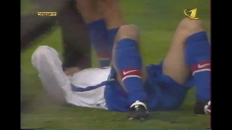 Россия 1-1 Словакия 31.05.2000 Russia vs Slovakia