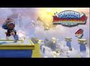 Осквернение и разорение продолжается! SKYLANDERS SuperChargers WiiU 4