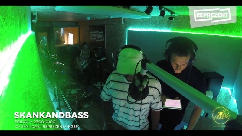 Skankandbass on Reprezent - 008 - New Music Special