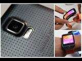 Видео Samsung Galaxy S5 и Galaxy Gear 2 + Gear Fit