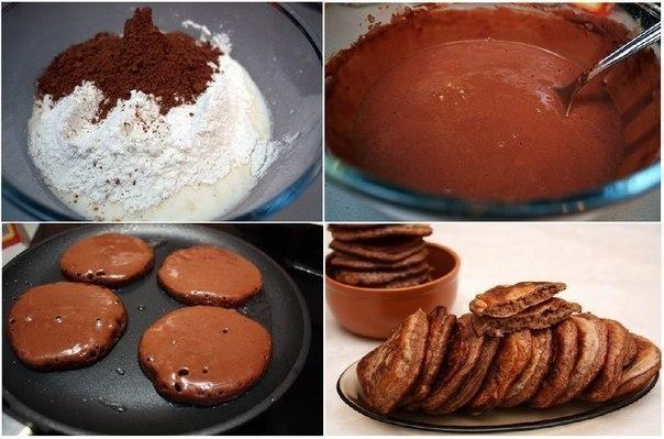 Что можно приготовить из какао и яиц