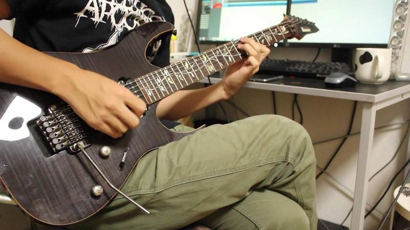 【ラブライブ!サンシャイン!!】ユメ語るよりユメ歌おう (ギター)弾い