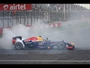 Top10 F1 Drivers Donuts/Burnout