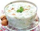 Холодный кефирный суп на обед