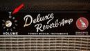 Fender Deluxe Reverb Cranked to 10!! раскачиваем комбик fender !