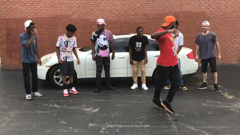 The Dream Team Runnin n Gunnin Memphis Jookin 2018
