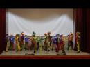 Ансамбль танца Грёзы г. Тверь танец СКОМОРОХИ