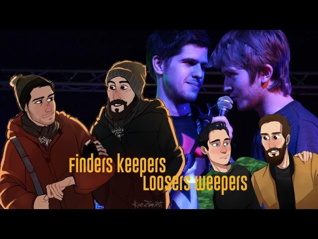 Spoontamer/usachev/psychodozer | finders keepers losers weepers