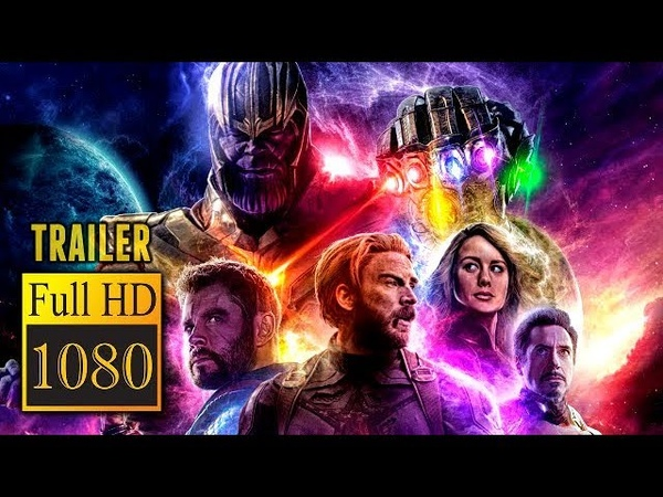 🎥 AVENGERS 4 ENDGAME (2019) | Full Movie Trailer in Full HD | 1080p