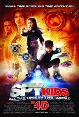 Spy Kids 4: Todo el tiempo del mundo (2011) - Latino