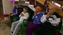 Развивающие занятия с пожилыми людьми в пансионе Лесная опушка