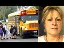 Водитель школьного автобуса сунула записку в рюкзак ученика, мама была в слезах когда прочитала её