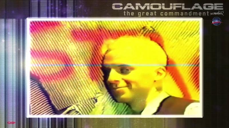 Camouflage - The Great Commandment [Dominatrix Project]