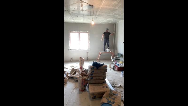 Механизированная штукатурка стен и потолков Краснодаре Шпатлёвка покраска с тяжко цена стоимость ликбез как сделать своими рукам