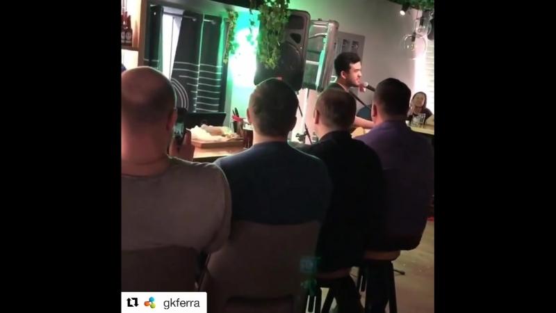Рамис Ахметов StandUp в Ribs 7 апреля