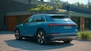 World Premiere New Audi E Tron 2019 first fully electrically Audi