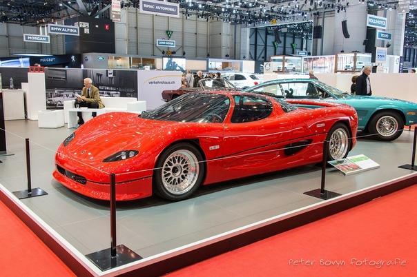 Monteverdi Hai 650 F1 В настоящее время в Швейцарии существует лишь две действующие автомобильные компании. Это производитель суперкаров oenisegg и тюнинг-ателье Mansory. Но во второй половине
