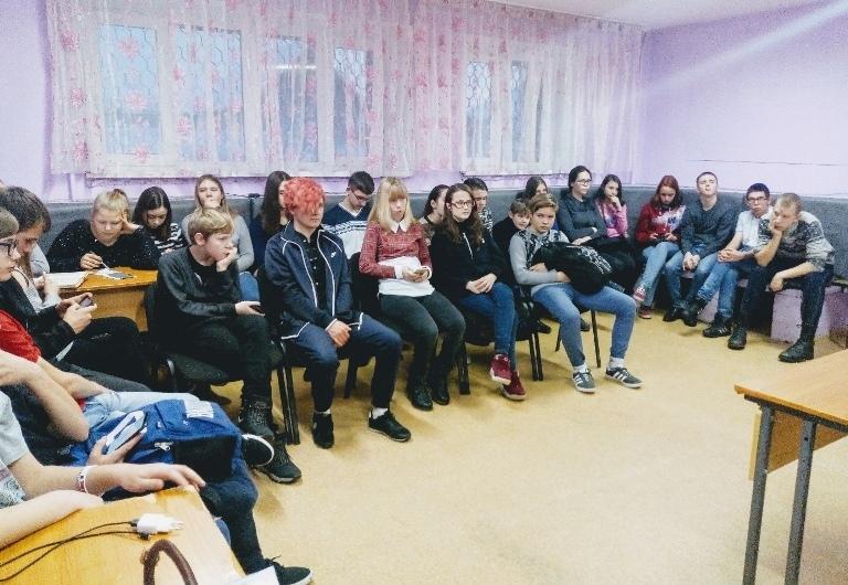 Интерактивная игра «Любители своего дела», которая состоялась вечером, 12 февраля в КМЖ «Перекресток».