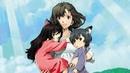 Волчьи дети Амэ и Юки / Ookami kodomo no Ame to Yuki [Озвучка]