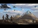 Египет. Бог Амон Ра и Ядерная война. Доспехи богов. Документальный фильм про пирамиды